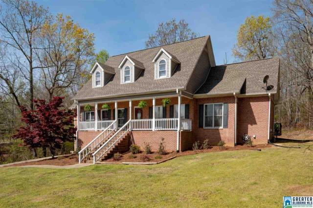 1721 Cedar Creek Rd, Odenville, AL 35120 (MLS #845425) :: Josh Vernon Group