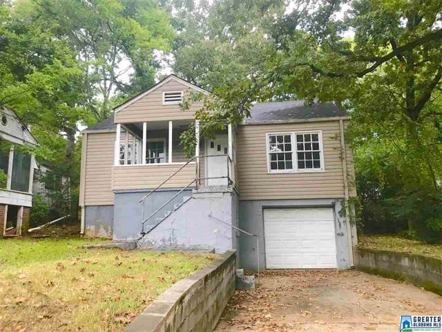 929 Woodward Rd, Midfield, AL 35228 (MLS #845854) :: Josh Vernon Group