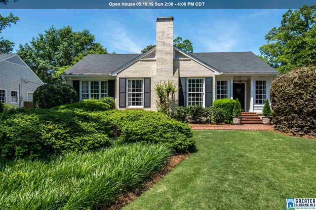 116 Crestwood Dr, Mountain Brook, AL 35213 (MLS #849292) :: Bentley Drozdowicz Group