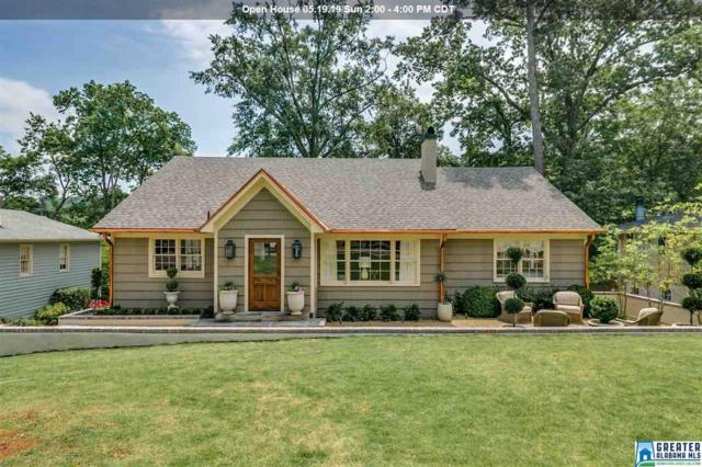 2925 Virginia Rd, Mountain Brook, AL 35223 (MLS #849448) :: Bentley Drozdowicz Group