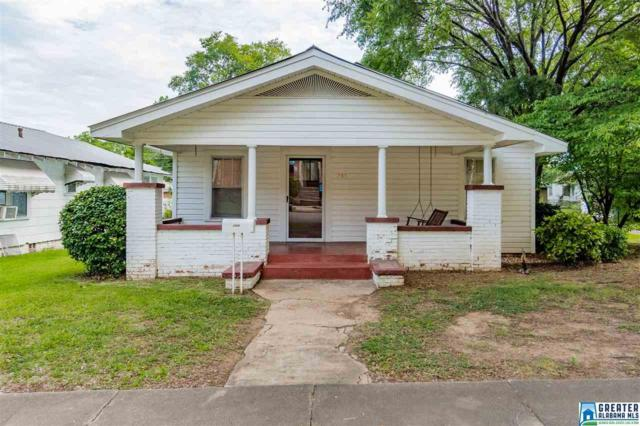 1326 Park Ave, Tarrant, AL 35217 (MLS #852509) :: LocAL Realty