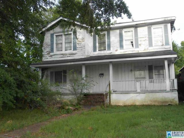 1723 8TH AVE, Bessemer, AL 35020 (MLS #852801) :: LocAL Realty