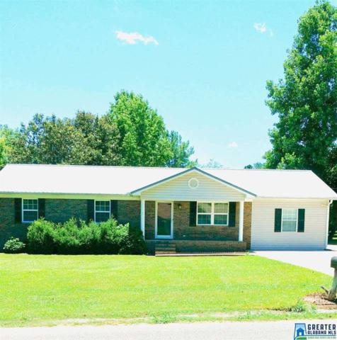 446 Cloverdale Dr, Sylacauga, AL 35150 (MLS #852990) :: Bentley Drozdowicz Group