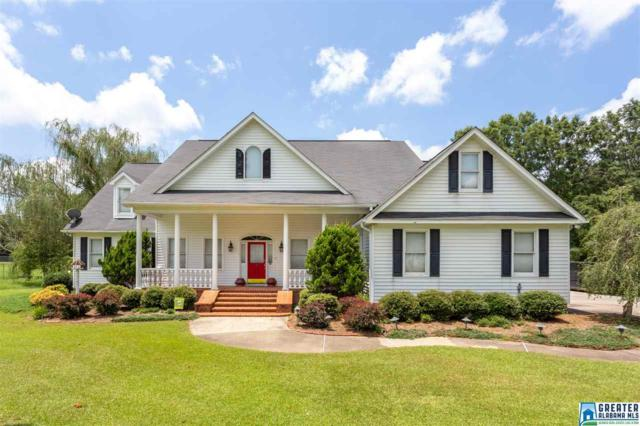2620 Sandlin Ln, Hokes Bluff, AL 35903 (MLS #856274) :: Josh Vernon Group