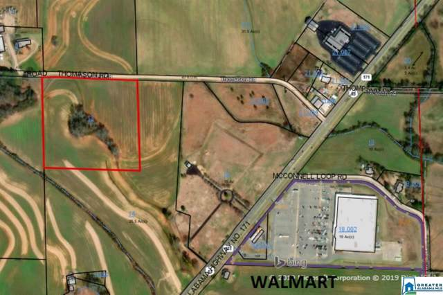 00 Thomason Rd #1, Fayette, AL 35555 (MLS #856632) :: Bentley Drozdowicz Group
