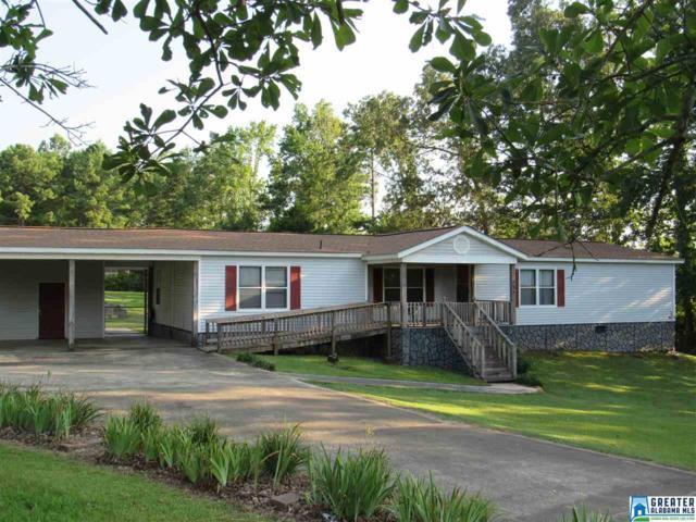 384 Pinehill Rd, Jemison, AL 35085 (MLS #857626) :: LIST Birmingham