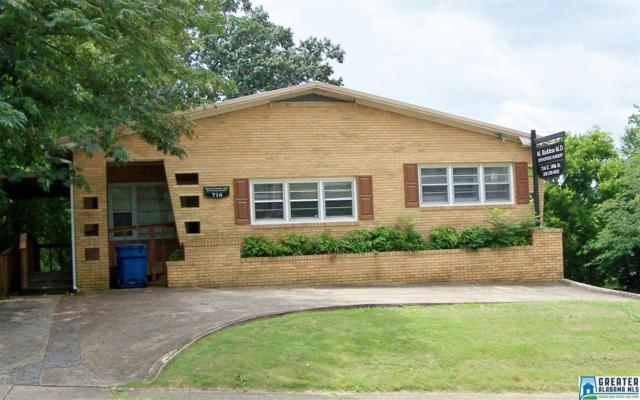 716 10TH ST, Anniston, AL 36207 (MLS #857909) :: Josh Vernon Group