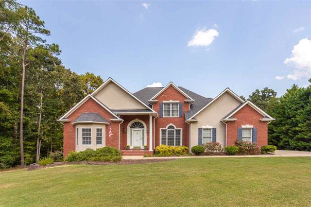 614 Sequoya Cir, Anniston, AL 36206 (MLS #862529) :: Josh Vernon Group