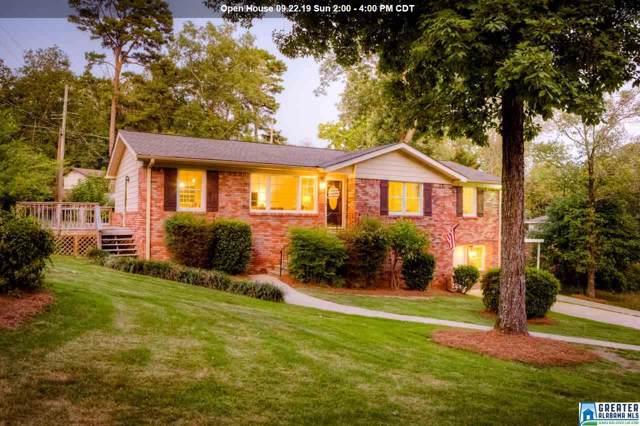 1404 Linda Vista Ln, Vestavia Hills, AL 35226 (MLS #862608) :: Howard Whatley