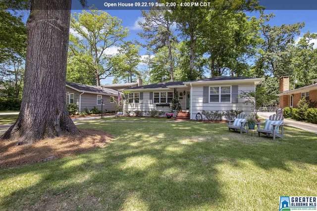 556 S Forrest Dr, Homewood, AL 35209 (MLS #862719) :: Howard Whatley