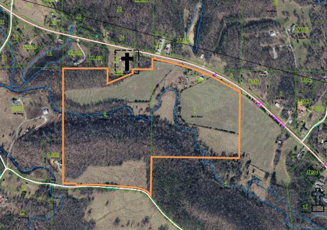 0 Hwy 204 91.1 Ac, Jacksonville, AL 36265 (MLS #862805) :: LocAL Realty