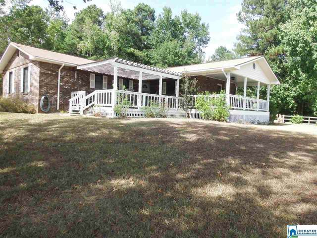 1489 Macedonia Loop Rd, Sylacauga, AL 35151 (MLS #863569) :: Josh Vernon Group