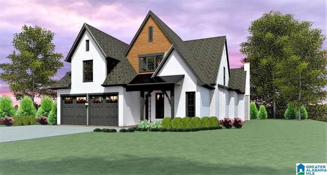 2401 Magnolia Cove, Vestavia Hills, AL 35243 (MLS #865183) :: Lux Home Group