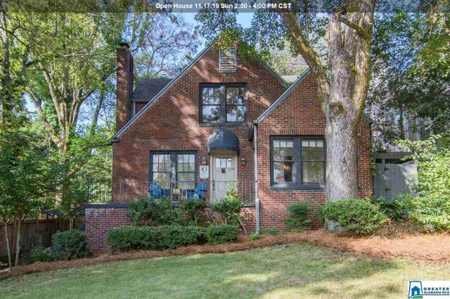400 Clermont Dr, Homewood, AL 35209 (MLS #866313) :: Gusty Gulas Group