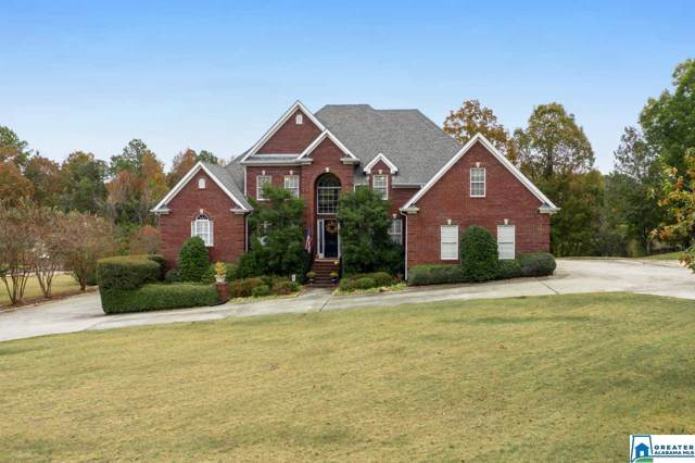 120 Saddle Lake Dr, Alabaster, AL 35007 (MLS #866798) :: LocAL Realty