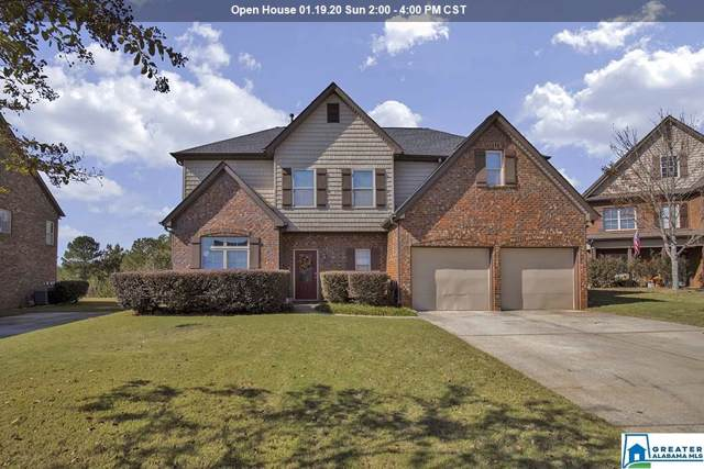 25 Ryan Cir, Odenville, AL 35120 (MLS #867014) :: Gusty Gulas Group