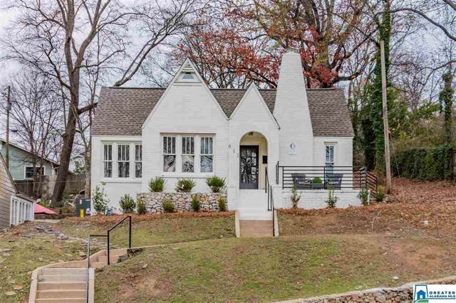 611 S 52ND ST S, Birmingham, AL 35212 (MLS #868628) :: Bentley Drozdowicz Group
