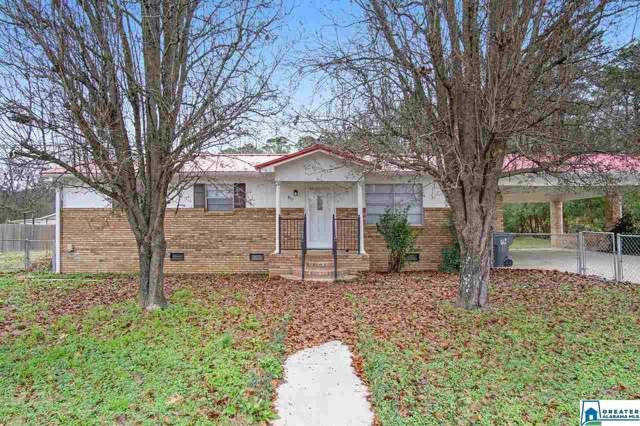 811 Tennessee Ave, Bessemer, AL 35020 (MLS #869332) :: LocAL Realty