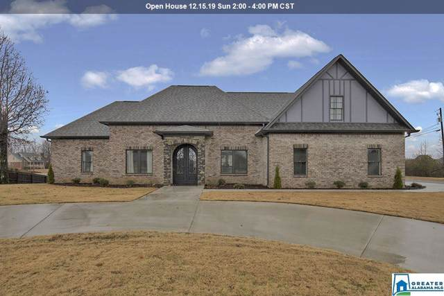 1319 13TH ST, Pleasant Grove, AL 35127 (MLS #869557) :: Josh Vernon Group