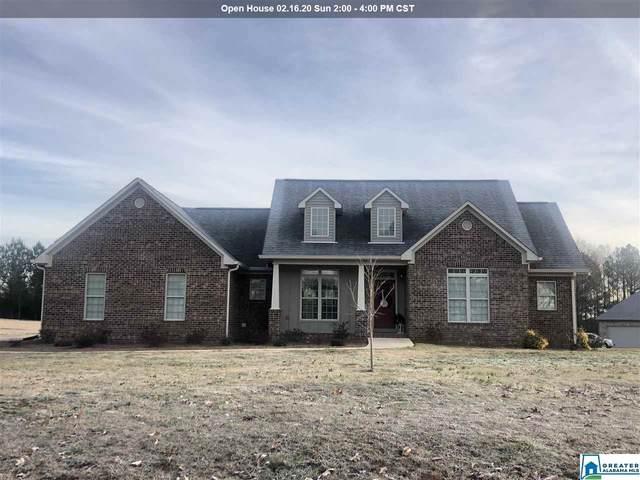 290 Homestead Dr, Cropwell, AL 35054 (MLS #870070) :: LocAL Realty