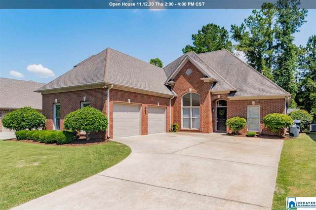 6006 Waterside Dr, Hoover, AL 35244 (MLS #871232) :: LocAL Realty