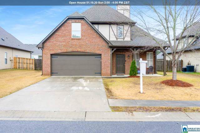 1040 Seminole Pl, Calera, AL 35040 (MLS #871572) :: Gusty Gulas Group