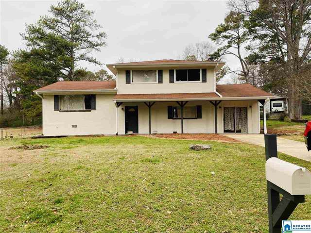 2320 Stonewood Dr, Center Point, AL 35215 (MLS #872630) :: LIST Birmingham