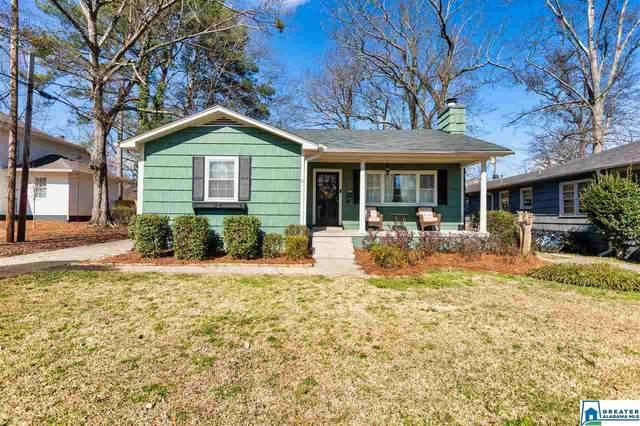 108 Dixon Ave, Homewood, AL 35209 (MLS #873384) :: LIST Birmingham