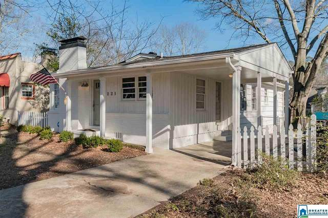 221 Oglesby Ave, Homewood, AL 35209 (MLS #873993) :: LIST Birmingham