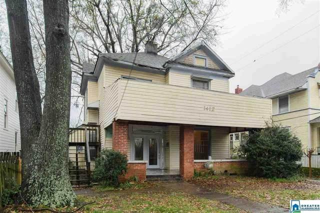 1412 S 17TH ST S, Birmingham, AL 35205 (MLS #874018) :: LocAL Realty