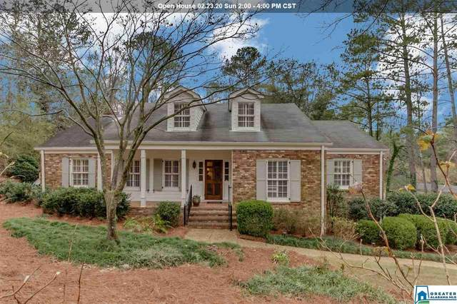 4620 Pine Mountain Rd, Mountain Brook, AL 35213 (MLS #874437) :: LIST Birmingham