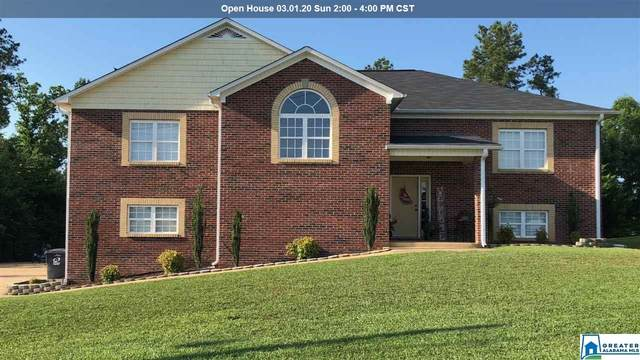 106 Zoe Ct, Weaver, AL 36277 (MLS #874962) :: Josh Vernon Group