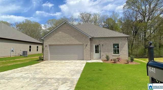 641 White Oak Cir, Lincoln, AL 35096 (MLS #875207) :: Gusty Gulas Group