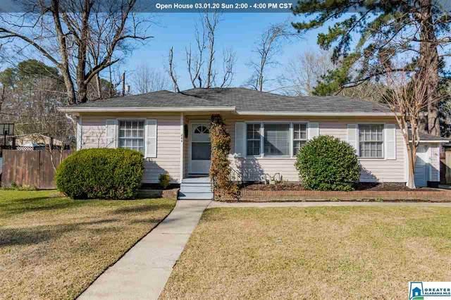 244 Montgomery Ln, Homewood, AL 35209 (MLS #875420) :: Josh Vernon Group
