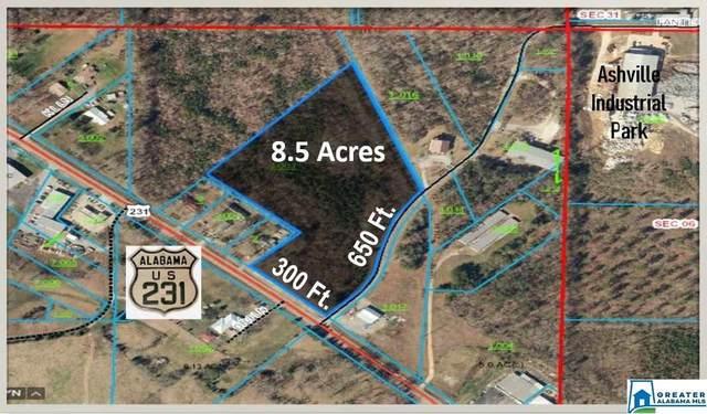 8 Hwy 231 Metes, Ashville, AL 35953 (MLS #875474) :: Gusty Gulas Group
