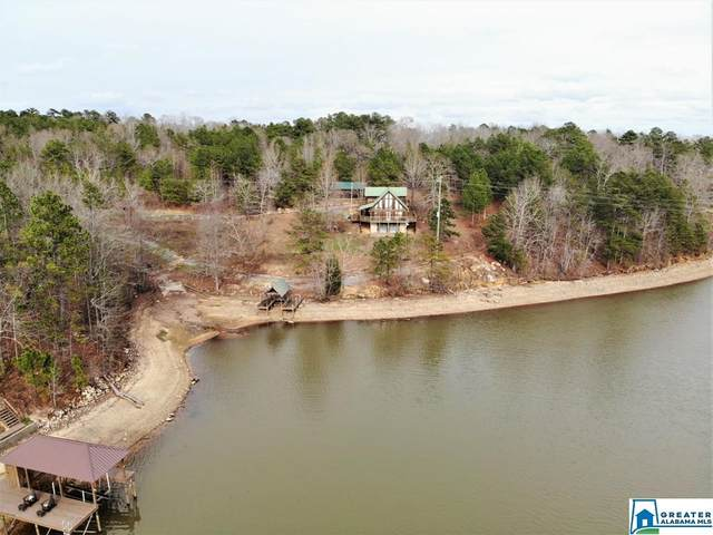 1150 Clear Creek Dr, Alpine, AL 35014 (MLS #877288) :: Gusty Gulas Group