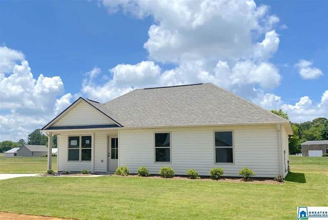 271 Sunlight Cir, Talladega, AL 35160 (MLS #878647) :: Howard Whatley