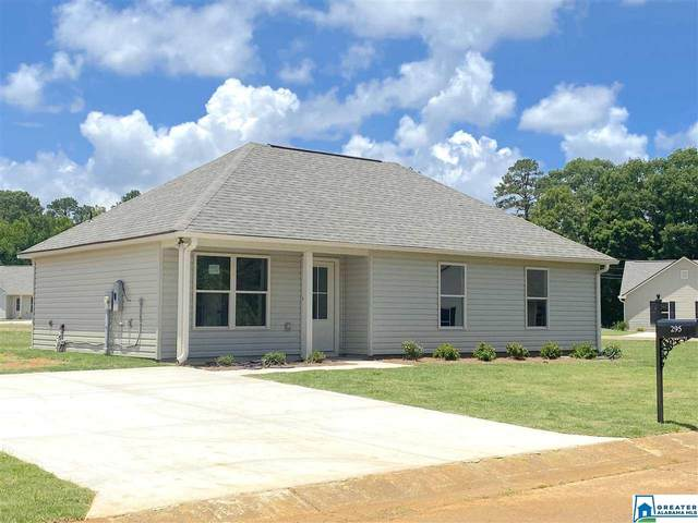 295 Sunlight Cir, Talladega, AL 35160 (MLS #878654) :: Howard Whatley
