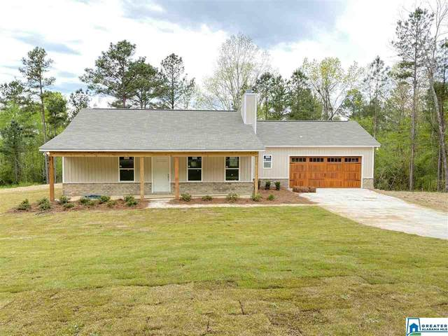 2180 Summit Park Rd, Odenville, AL 35120 (MLS #878671) :: Gusty Gulas Group