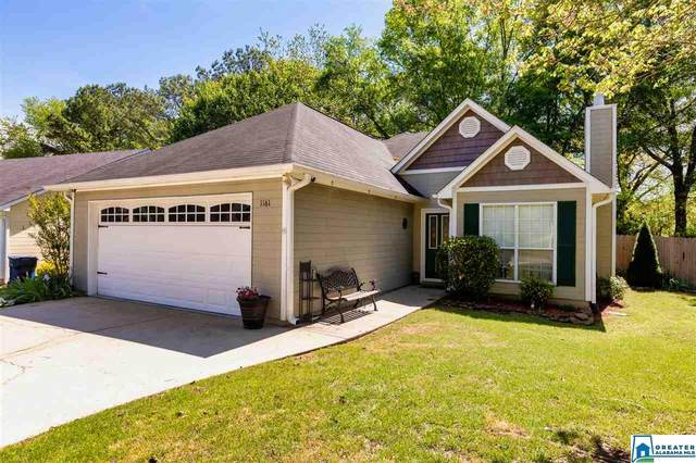 1161 King Arthur Ct, Alabaster, AL 35007 (MLS #879337) :: LIST Birmingham