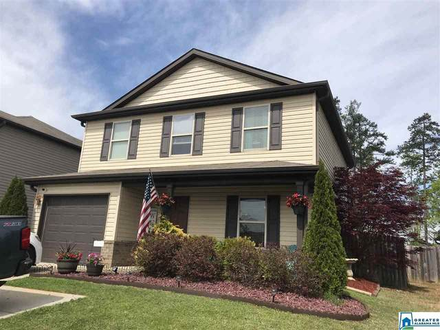 80 Briar Ridge Ln, Odenville, AL 35120 (MLS #879650) :: Josh Vernon Group