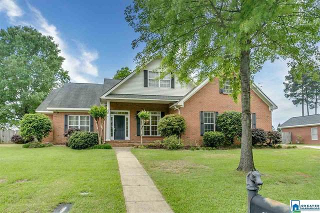 1353 Snow Hinton Dr, Tuscaloosa, AL 35405 (MLS #879845) :: Gusty Gulas Group