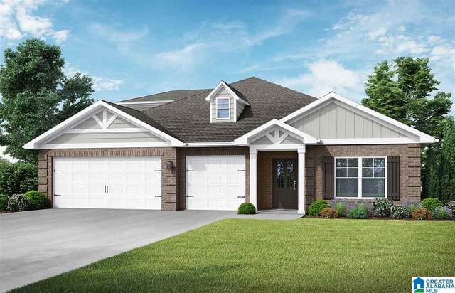 601 N Wynlake Drive, Alabaster, AL 35007 (MLS #880477) :: Gusty Gulas Group