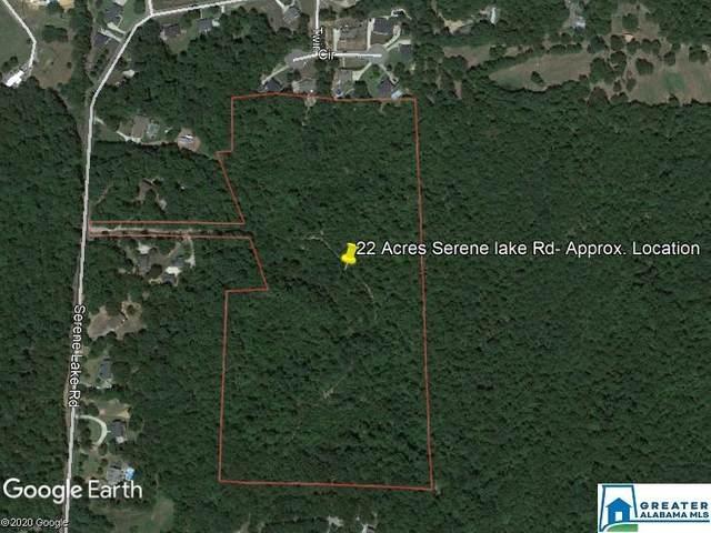 8346 Serene Lake Rd 22 Acres, Mccalla, AL 35111 (MLS #881704) :: LIST Birmingham