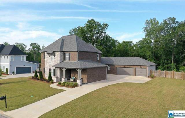 574 Riverwoods Landing, Helena, AL 35080 (MLS #881978) :: Howard Whatley