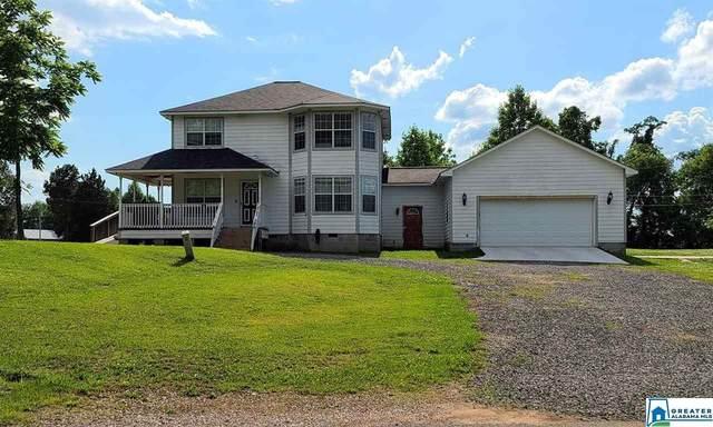 851 Allen Ridge Rd, Empire, AL 35063 (MLS #882807) :: Howard Whatley
