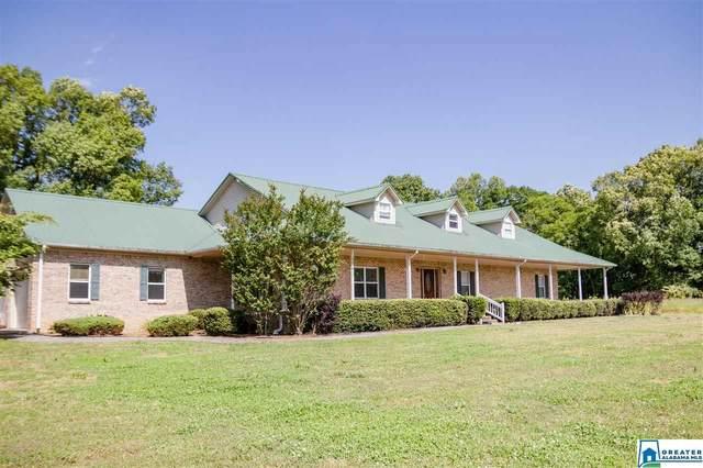 3391 Hinds Rd, Blountsville, AL 35031 (MLS #883180) :: Howard Whatley