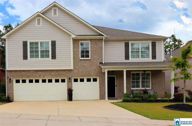 1229 Hunters Gate Dr, Hoover, AL 35242 (MLS #883985) :: Bentley Drozdowicz Group