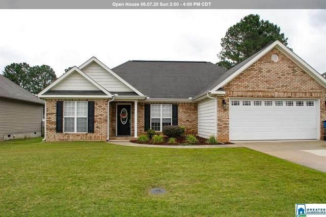 1207 Sagewood Pl SW, Jacksonville, AL 36265 (MLS #884311) :: Gusty Gulas Group