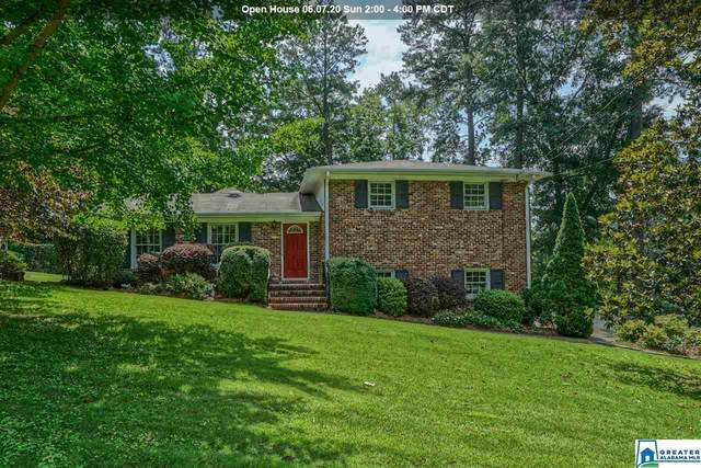 3261 Wagon Gap Trl, Vestavia Hills, AL 35216 (MLS #885110) :: LocAL Realty